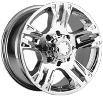 "Hummer H3/H3T 235c 17"" Wheel by Ultra"