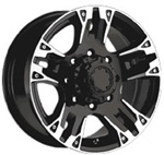"Hummer H3/H3T 235B 17"" Wheel by Ultra"