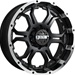 "Hummer H3/H3T  17"" 715MB Recoil Wheel by Gear"