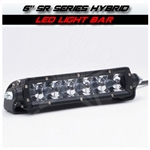 "6"" SR-Series Hybrid LED Light bar ADD-90611"