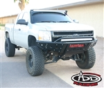 2007 – 2012 Chevy Silverado Stealth Front Bumper  by ADD