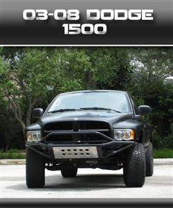 2003 – 2008 Dodge 1500 Front Bumper by ADD