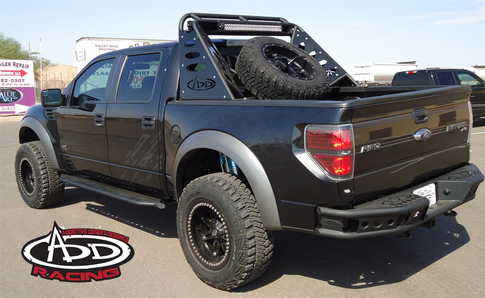 Ford F150 Rack >> F150 Chase Rack Lite By Add