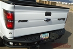 ADD Ford F150 2010-2012 Rear Dimple R Bumper