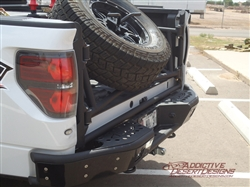 ADD Ford F150 2010-2012 Rear Stealth R Bumper