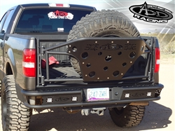 2004 – 2008 Ford F-150 Stealth Tire Holder by ADD