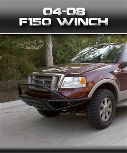 2004 – 2008 F-150 Front Winch Bumper by ADD