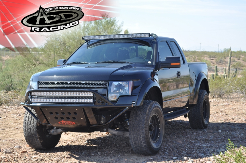 ford raptor 50 e series roof mounted light bar by add. Black Bedroom Furniture Sets. Home Design Ideas