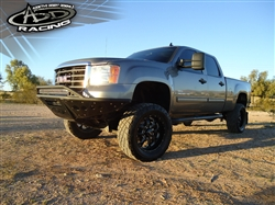 2007.5-2012 GMC 2500-3500HD Front Stealth Bumper