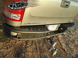 2007.5-2012 GMC 2500-3500HD Rear Bumper