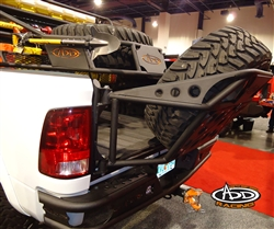 2010-2012 Dodge HD Rear Bumper by ADD