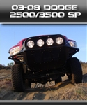 2003 – 2008 Dodge HeavyDuty SP Front Bumper by ADD