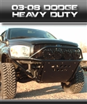2003 – 2008 Dodge HeavyDuty Front Bumper by ADD
