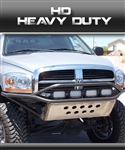 Dodge HD HeavyDuty Front Bumper by ADD