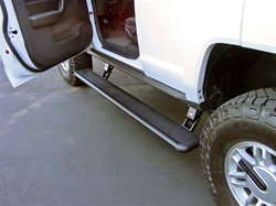 Hummer H3 '05-10'/ H3T '09-'10 Powerstep by AMP Research (Includes LED Light Kit)