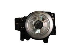 2007-2008 Toyota FJ Cruiser Headlights, Chrome, by AnzoUSA