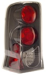 02-06 Escalade Tail Lamps, Carbon, by AnzoUSA