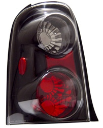 01-04 Ford Escape Tail Lamps, Black, by AnzoUSA