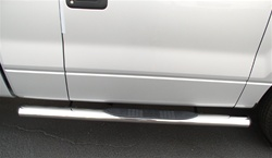 "99-07 F-150/250 4"" Oval Side Bars by Aries"