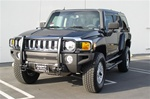 Hummer H3 Black Brushguard by Aries Offroad