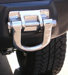 Hummer H3 Tow Hooks by Aries Offroad