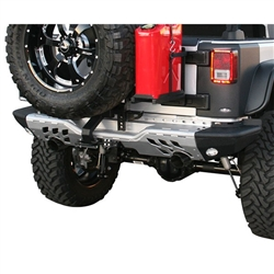 Aries Alumalite Durable Alloy Rear Replacement Bumper AO-AL25600-3