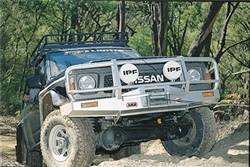 ARB Winch Bar Nissan Patrol MQ (3418010)