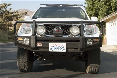 Arb deluxe bar nissan frontier 09 12 3438320 aloadofball Images