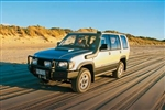 ARB Deluxe Bar Isuzu Trooper 1998-03 (without Flares) (3444060)