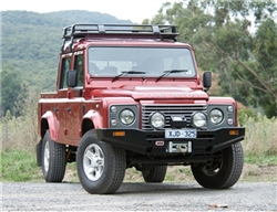 ARB Winch Bumper Land Rover Defender 90,110,130 1985 - On (3932400)
