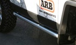 FJ Crusier Rock Sliders by ARB