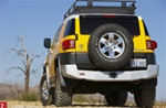 2006-2009 Toyota FJ Cruiser Winch Bumper W/ Fog Option, by ARB