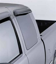 Ventvisor - Chevy/GMC, Silverado/Sierra 2007, Crew Cab Guards by AVS
