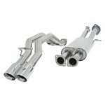 Hummer H2 Exhaust System - Sport By B&B- 2003-2006