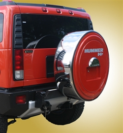 "Hummer H2 35"" MasterSeries Tire Cover ('05-'10)"