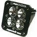 "Squadron (Flush Mount) LED Flood 3"" x 3"" 3600 Lumens BD-66-0053-FM"