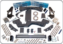 "6"" 01-06 GM K2500 Suspension System  by BDS"