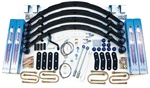 "JEEP Wrangler YJ 6"" Ultimate Performance Lift System by BDS"