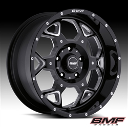 wheels, BMF, BMF Wheels, black, Chrome, satin black, satin,  BMF-226000