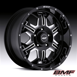 wheels, BMF, BMF Wheels, black, Chrome, satin black, satin,  BMF-226003