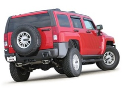 Hummer H3 Stainless Steel Cat-Back™ Dual Exhaust System