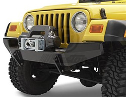 97-06 Wrangler Replacement Bumper by Bestop