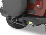 07-08 Wrangler Replacement Rear Bumper by Bestop