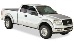 04-08 Ford F-150 Pocket Style Fender Flares by Bushwacker