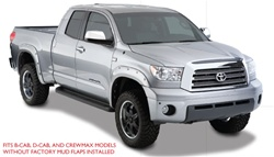 07-08 Toyota Tundra Pocket Style Fender Flares by Bushwacker