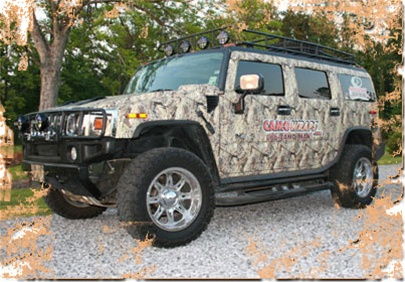 Hummer H2 H2 Sut Truck Suv Camo Kit 280 Sq Ft 14