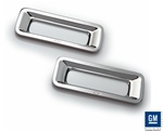 2010 Camaro Chrome Reverse Light Surround Set by Defenderworx