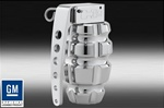 H2 / SUT Chrome Billet Gear Grenade Shifter by Defenderworx