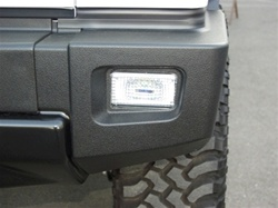 HUMMER H2 Bumper Build-In Backup Light Kit by Delta