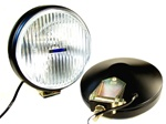 "Delta 100 SERIES 6"" THINLINE XENON FOG LIGHT KIT - BLACK, 55W"